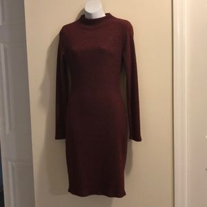 Charlotte Russe Dresses - New with tags Charlotte Russe sweater dress